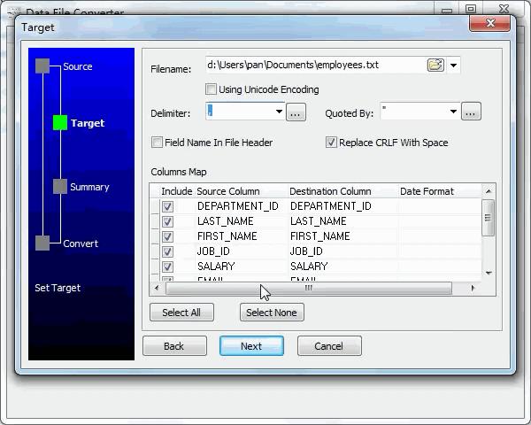 convert Json file to Txt file - config Txt file