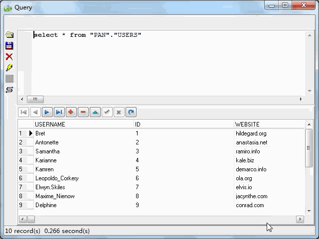 import JSON from open RESTful API to Excel file - view DB2 table