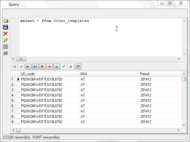 convert online CSV file to Oracle table - view  Oracle table